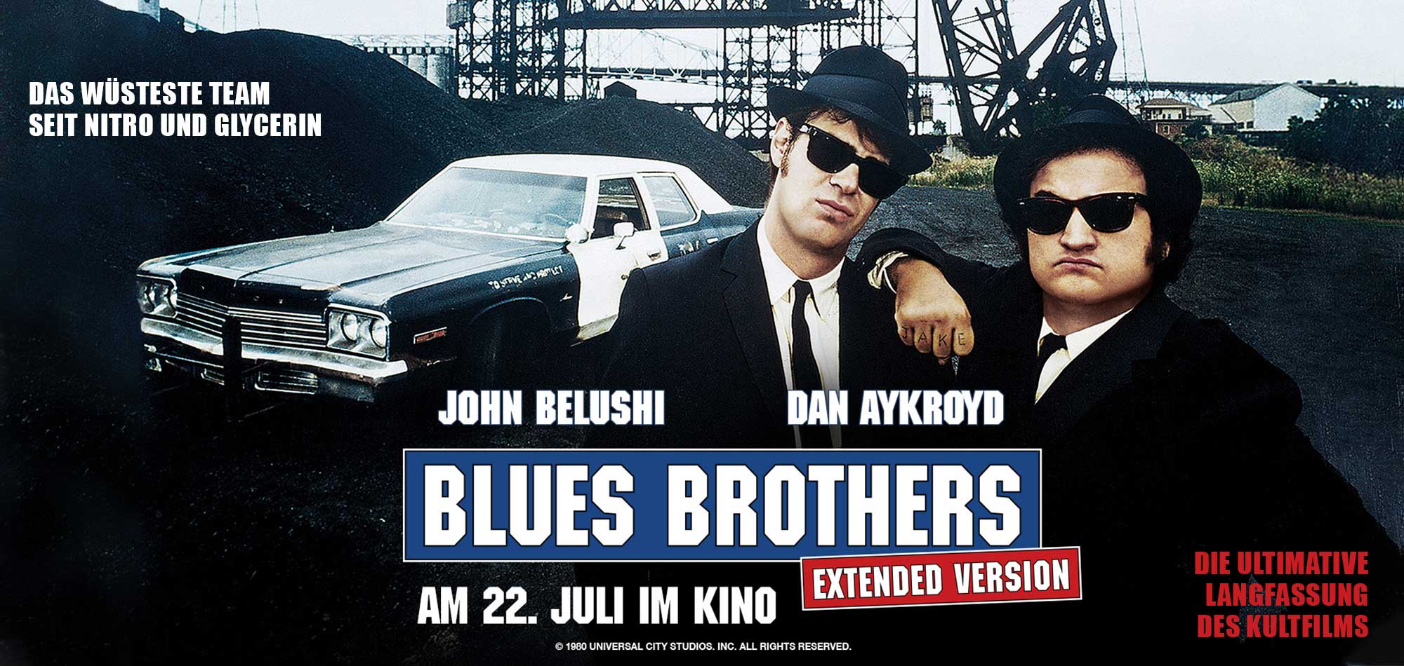Blues Brothers Extended Version